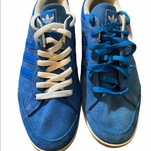 Adidas Blue Running Shoes/Sneakers